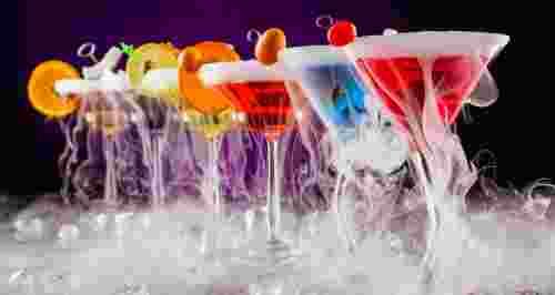 Скидки до 80% на отдых в Lounge Bar «Поехали»