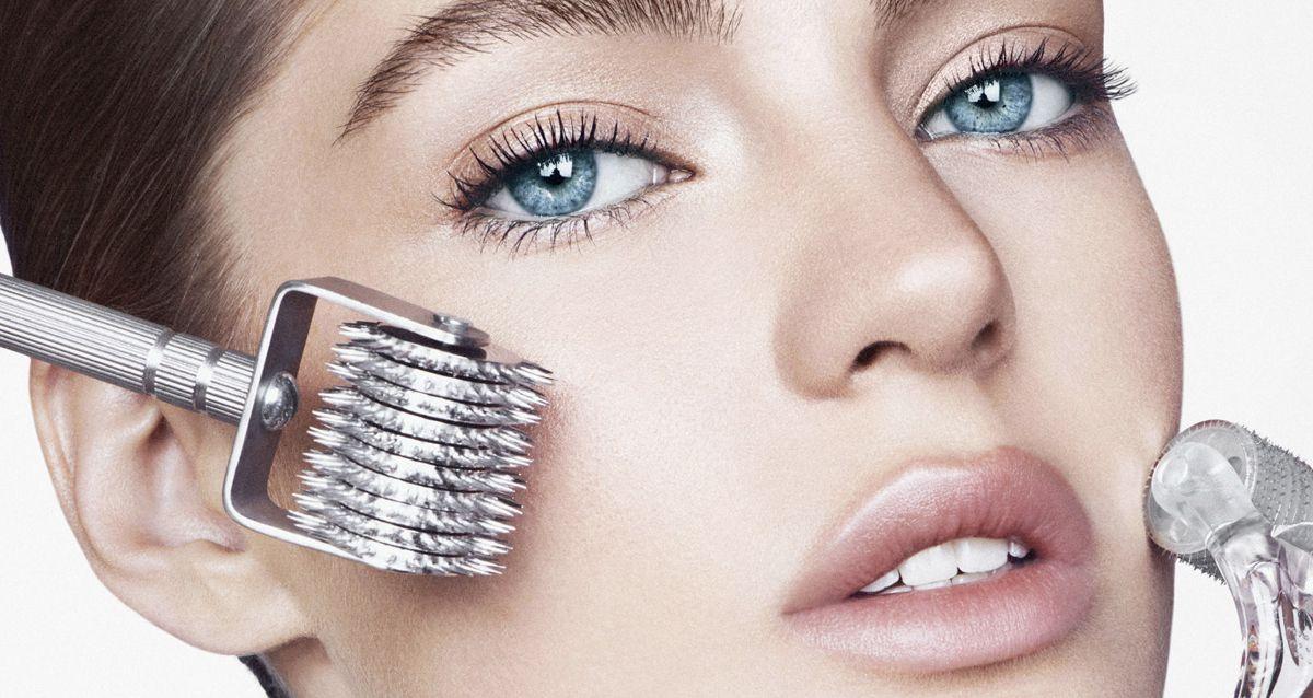 Микронидлинг. Процедура для красоты кожи