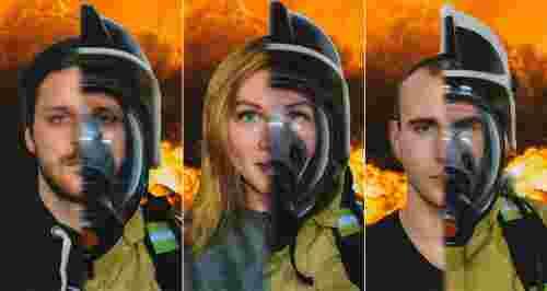 Скидки до 40% на экшн-игру «Пожарное звено»