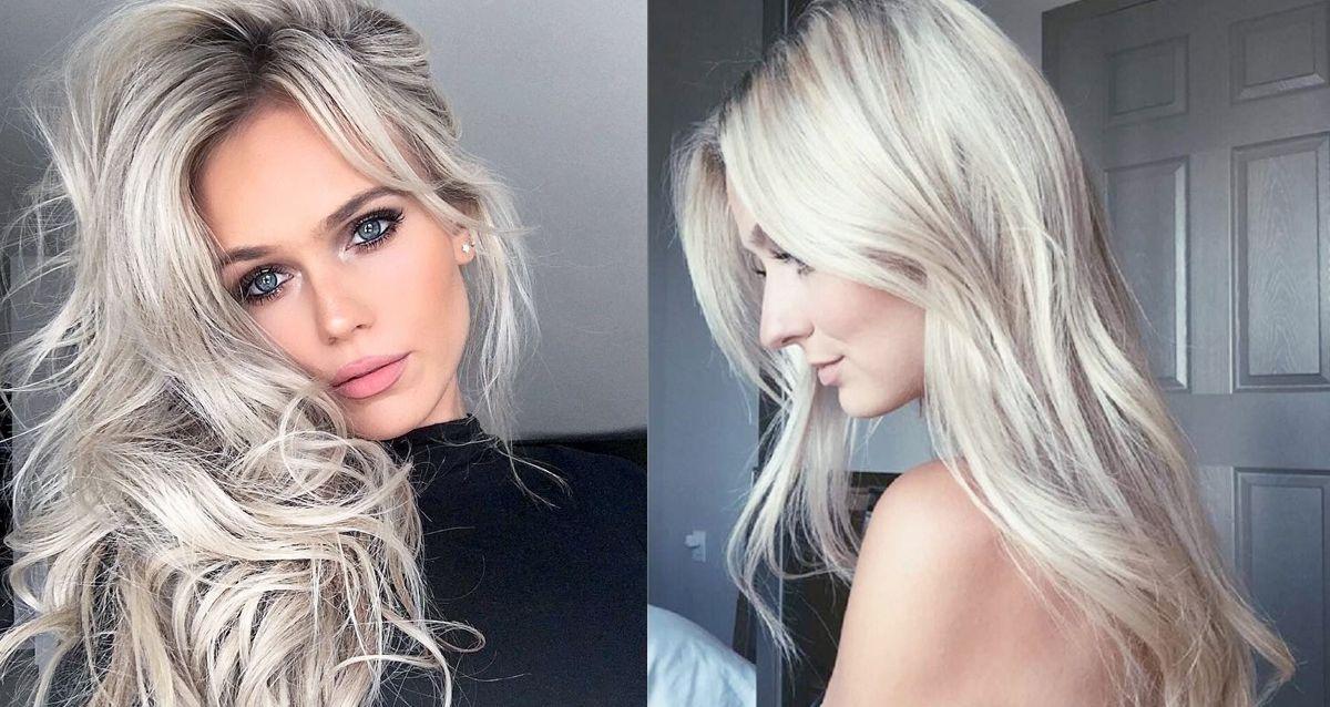 Идеальный блонд: как убрать желтизну