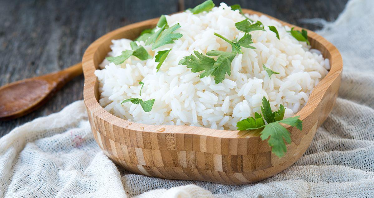 Как приготовить вкусный рис