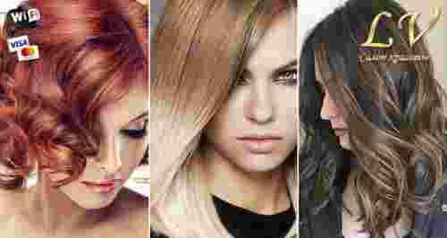 Скидки до 70% на услуги для волос в Приморском р-не