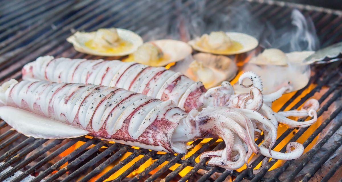 Маринады для овощей гриль и морепродуктов