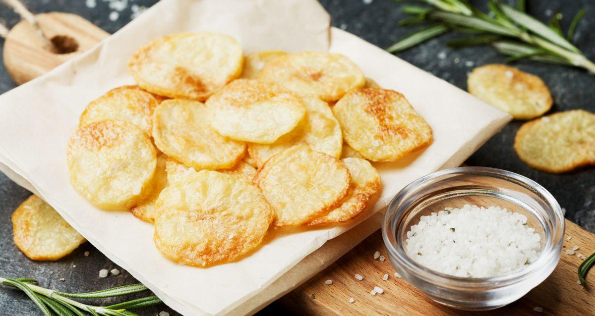 Как приготовить чипсы дома