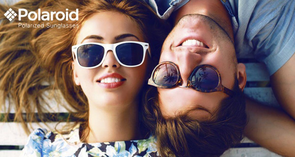 Скидки до 30% на очки в магазине Polaroid Shop