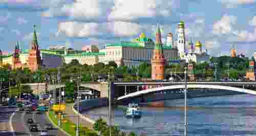 Скидки до 55% на прогулки по Москве-реке