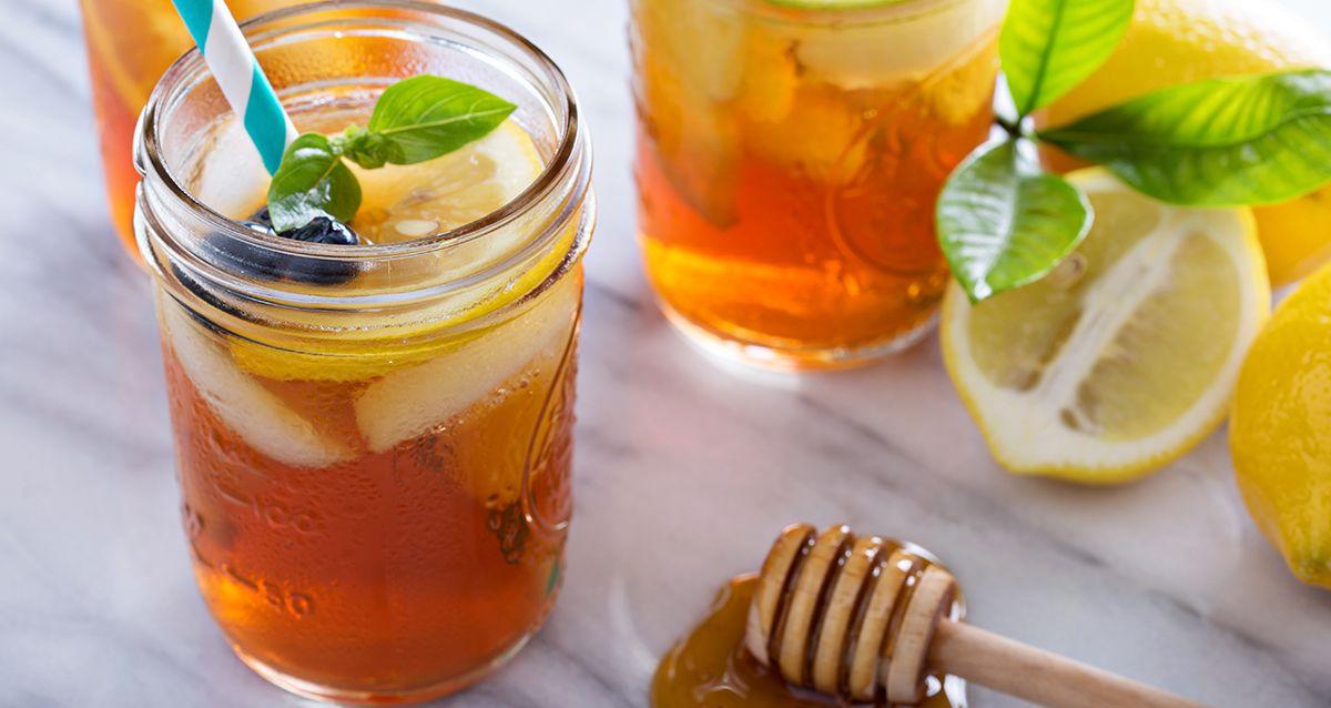 Холодный чай: 4 летних рецепта