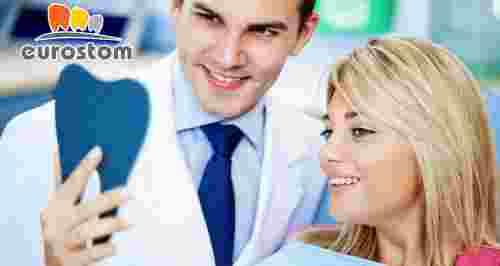Скидки до 53% в центре стоматологии «Евростом»