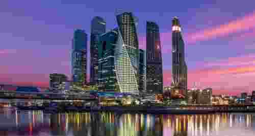 Скидки до 85% на знакомство с «Москва-Сити»