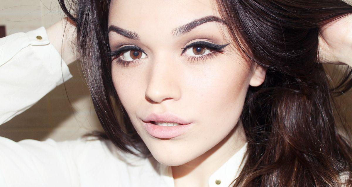 5 правил макияжа для небольших глаз