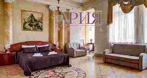 Скидка 50% в отеле «Ария на Кирочной»