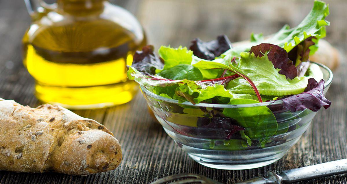 5 видов зеленого салата и рецепты с ними. Часть 1
