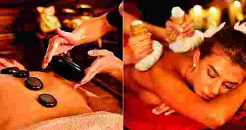 Скидки до 65% на массаж от мастер массажа в студии аэройоги Asana