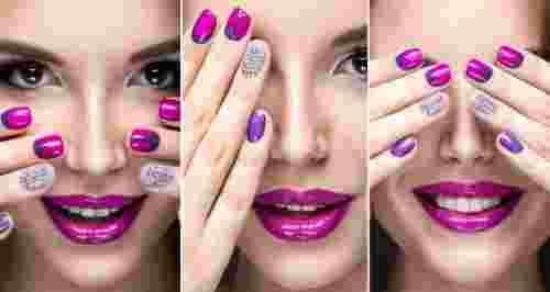 Скидки до 63% на услуги для ногтей в салоне «Марафет»