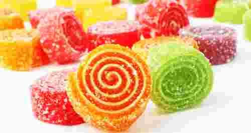 Желейные конфеты, мармелад и пастила своими руками