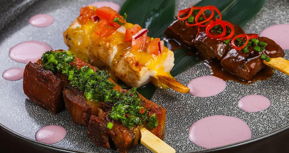 Скидка 50% на все меню в ресторане Lima