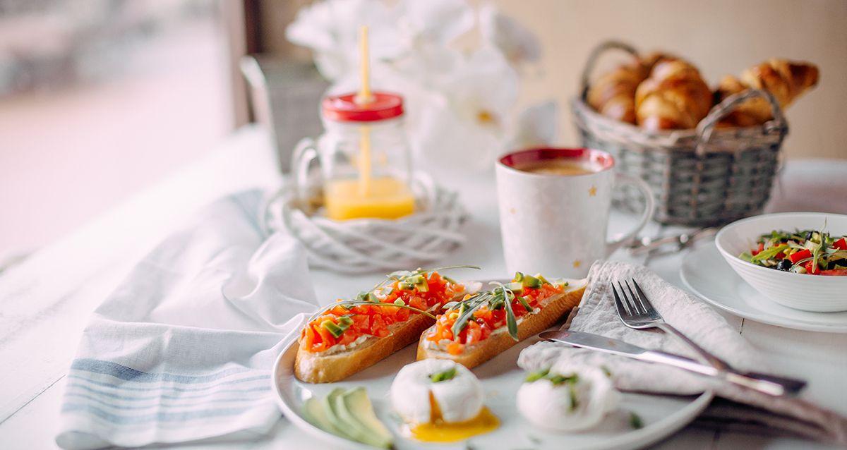 Утренний гастротур: завтрак по-норвежски