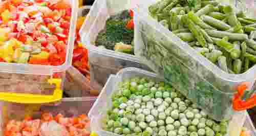 Как заморозить готовые продукты?
