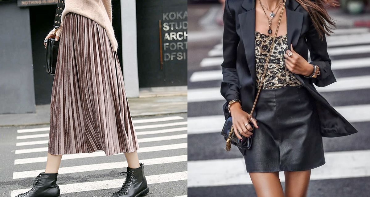 5 самых модных юбок на весну 2020