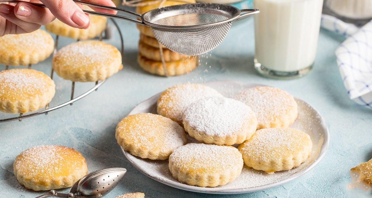 Быстрое домашнее печенье: 3 рецепта