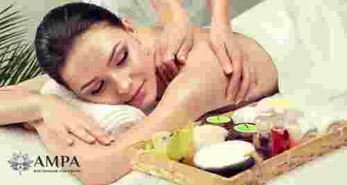Скидки до 77% на массаж и SPA в салоне «Амра»