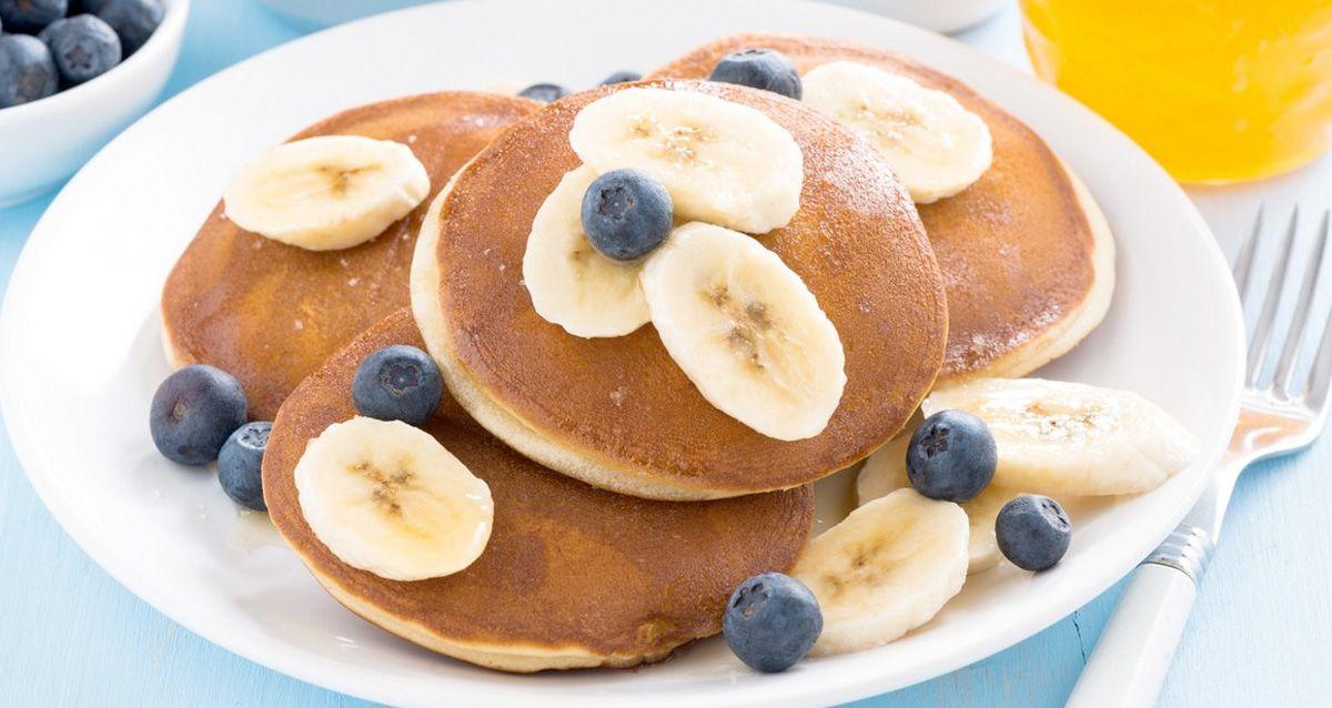 ПП-блины, оладьи и панкейки на завтрак: 3 рецепта