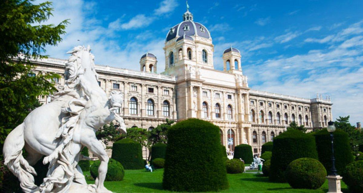 Восхитительный отдых в столице Австрии