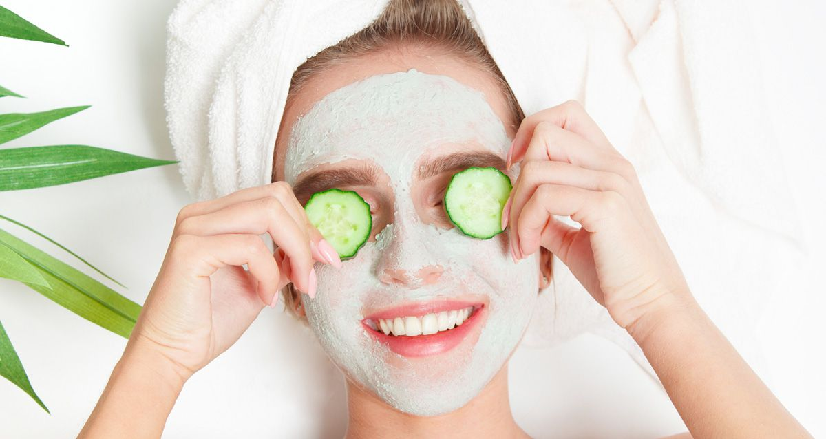 Домашние летние маски для лица
