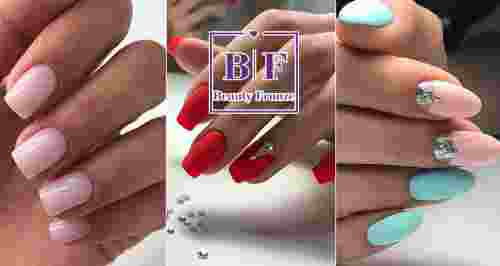 Скидки до 83% на ногтевой сервис в салоне Beauty Frunze