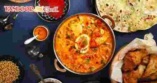Скидка 50% на все в индийском кафе на Декабристов