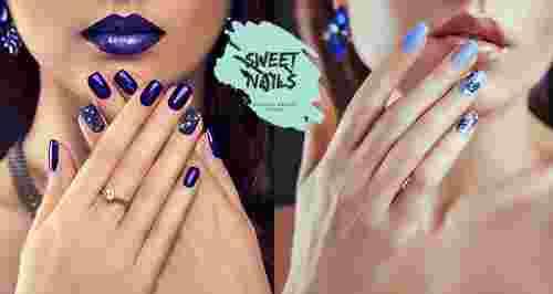 Скидки до 80% на услуги для ногтей в студии Sweet Nails