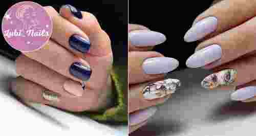 Скидки до 70% на маникюр в студии Lubi_Nails