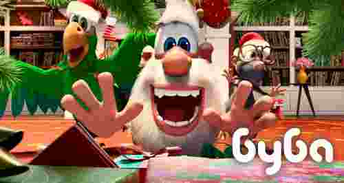 Cкидка 25% на билет на новогоднее шоу «Буба: Елка»