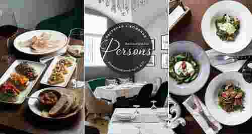 Скидка 50% в ресторане авторской кухни у Троицкого собора
