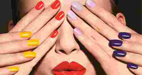 Скидка 50% на ногтевой сервис в салоне «Абрикос»