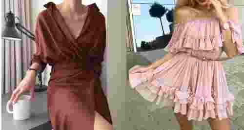Твое идеальное платье — то, которое подходит по типу фигуры