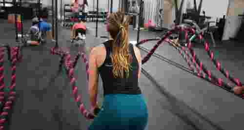 Тренировки, которые максимально сжигают калории