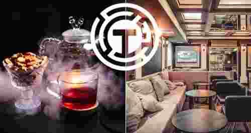 Скидки до 100% на посещение тайм-кафе Tyaga lounge*