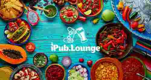 Скидка 50% на все меню в пабе IPUB.Lounge в центре города