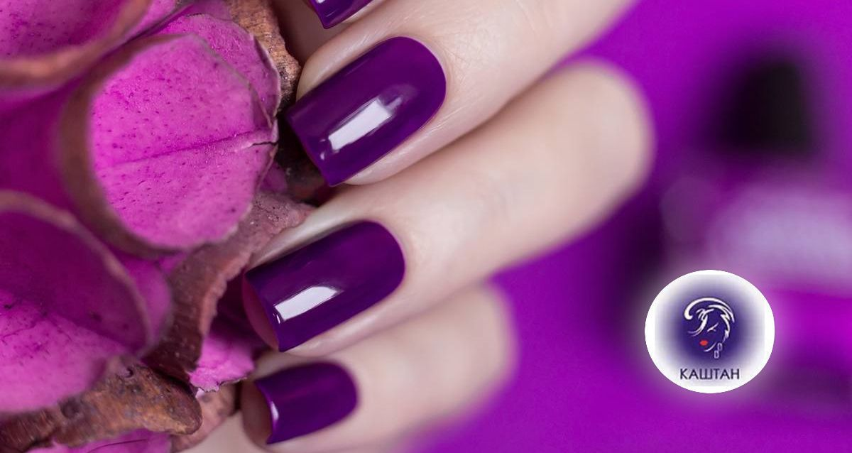 Скидки до 75% на уход за ногтями в салоне «Каштан»