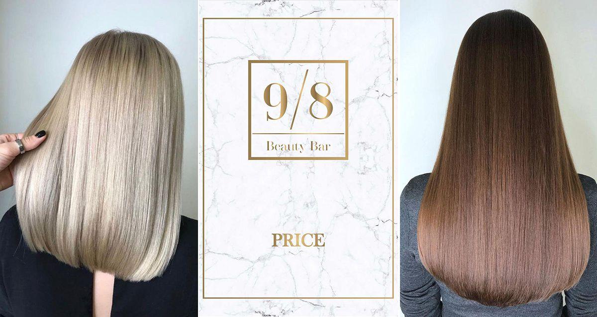 Скидки до 55% на уход за волосами в Beauty Bar 9/8