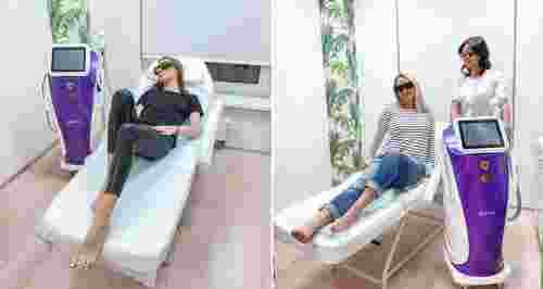Скидки до 70% на лазерную эпиляцию от студии LaxNail