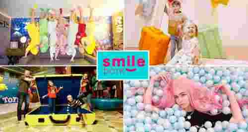 Скидка 81% на билет в 13 музеев развлечений и аттракционов от Smile Park