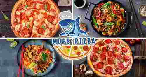 Скидка 50% на все меню, а также на мастер классы в пиццерии «МореPizza»