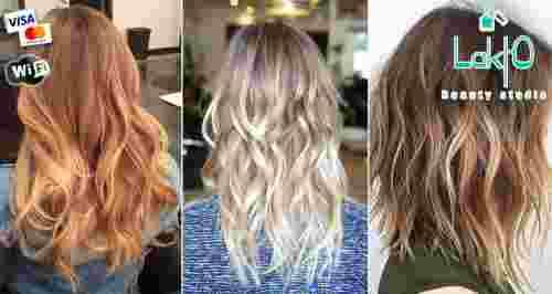Скидки до 70% на услуги для волос от стилиста-колориста