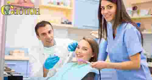 Скидки до 81% на чистку, лечение и виниры