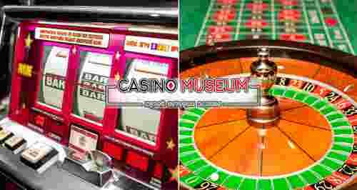 Скидка 50% на посещение «Музея Азартных Игр»