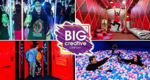 Big Creative Company на Арбате