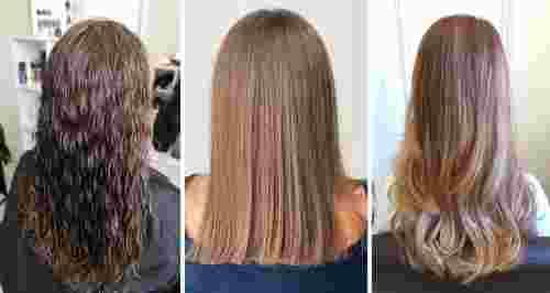 Скидки до 60% на окрашивания, уход и ботокс для волос