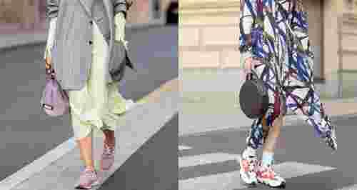 Самая модная длина платьев и юбок в 2021 году
